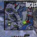 Миникарта с названиями техники от Locastan для World of Tanks 0.9.16