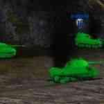 Цветные трупы танков WCCC для World of tanks 0.9.17.1 / 0.9.17