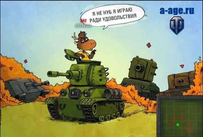 Сравнение игроков World of Tanks
