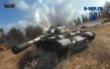 World of Tanks Selector