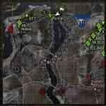 Взводная миникарта для World of tanks 0.9.2