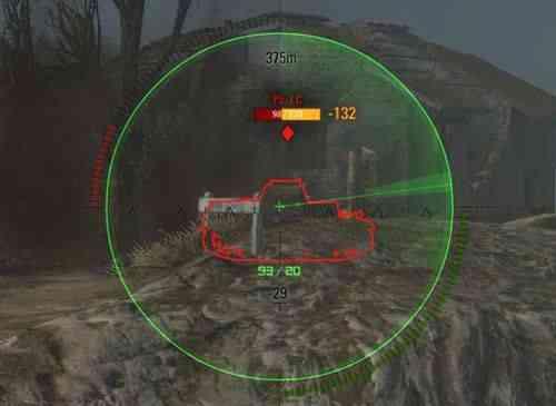 Сведение от MeltyMap в снайперском режиме