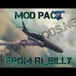 Сборка модов от RJ_Billy для World of Warplanes 1.1.2