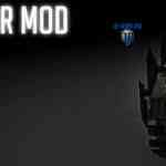 Hell minimal hangar mod для World of Tanks 0.9.3