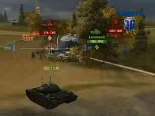 Animated прицел будущего World of Tanks