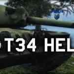 Премиумный тяжелый танк Т34 - ремоделинг WoT 0.9.3
