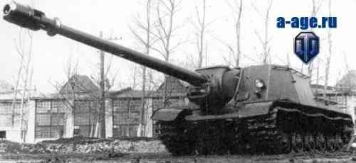 моды World of Tanks для пт ису-152