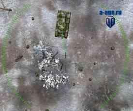 арт режим для обычного танка кв-2 Wot