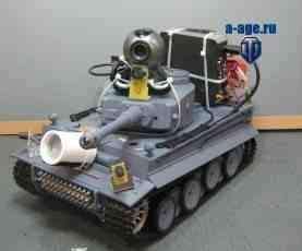 аутотанк для World of Tanks