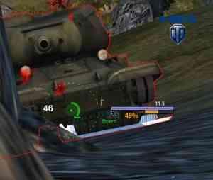Прицел Fatality в снайперском режиме