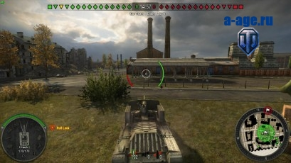 Озвучка для WoT из War Thunder