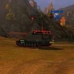 Снайперский прицел PaK.Z.F для World of Tanks 0.9.17