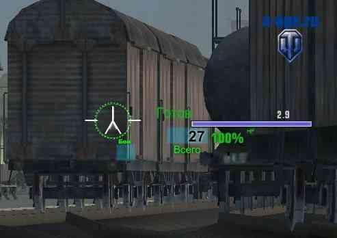 Снайперское прицеливание в моде Fatality