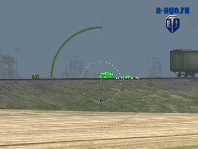 Упрощенные модели танков в модпаке IF_THEN_ELSE