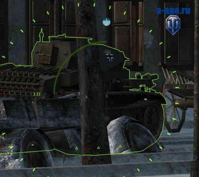 Маркер Armor picture