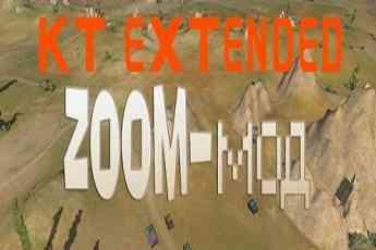 Логотип KT eXTended Zoom Mod
