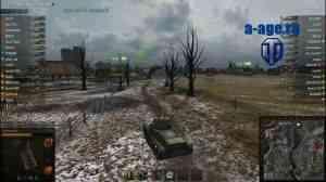 Мод для World of Tanks на отключение крон деревьев и кустов