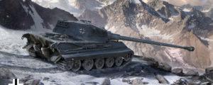 Танк King Tiger в World of Tanks