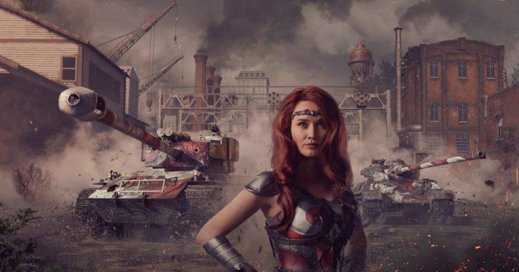 22-ой набор World of Tanks в Twitch Prime «Королева Мэйв»