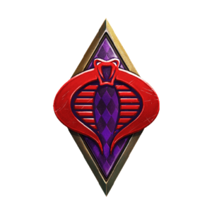 медаль кобра